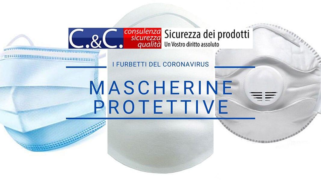 Sicurezza delle mascherine protettive